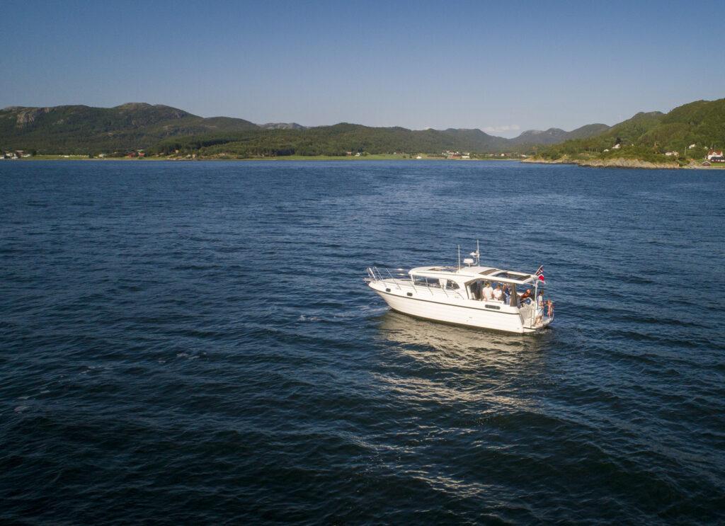 Båtturer og fisketur