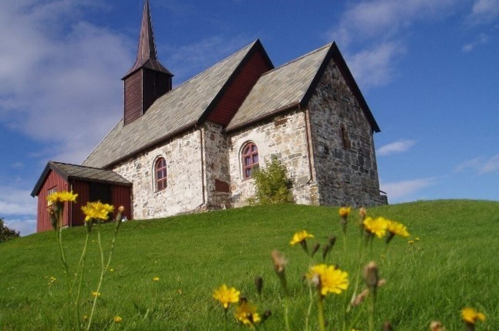 Pilegrimsleia i Trøndelag