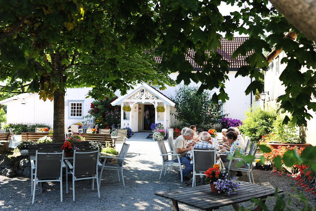 Klostergården på tautra